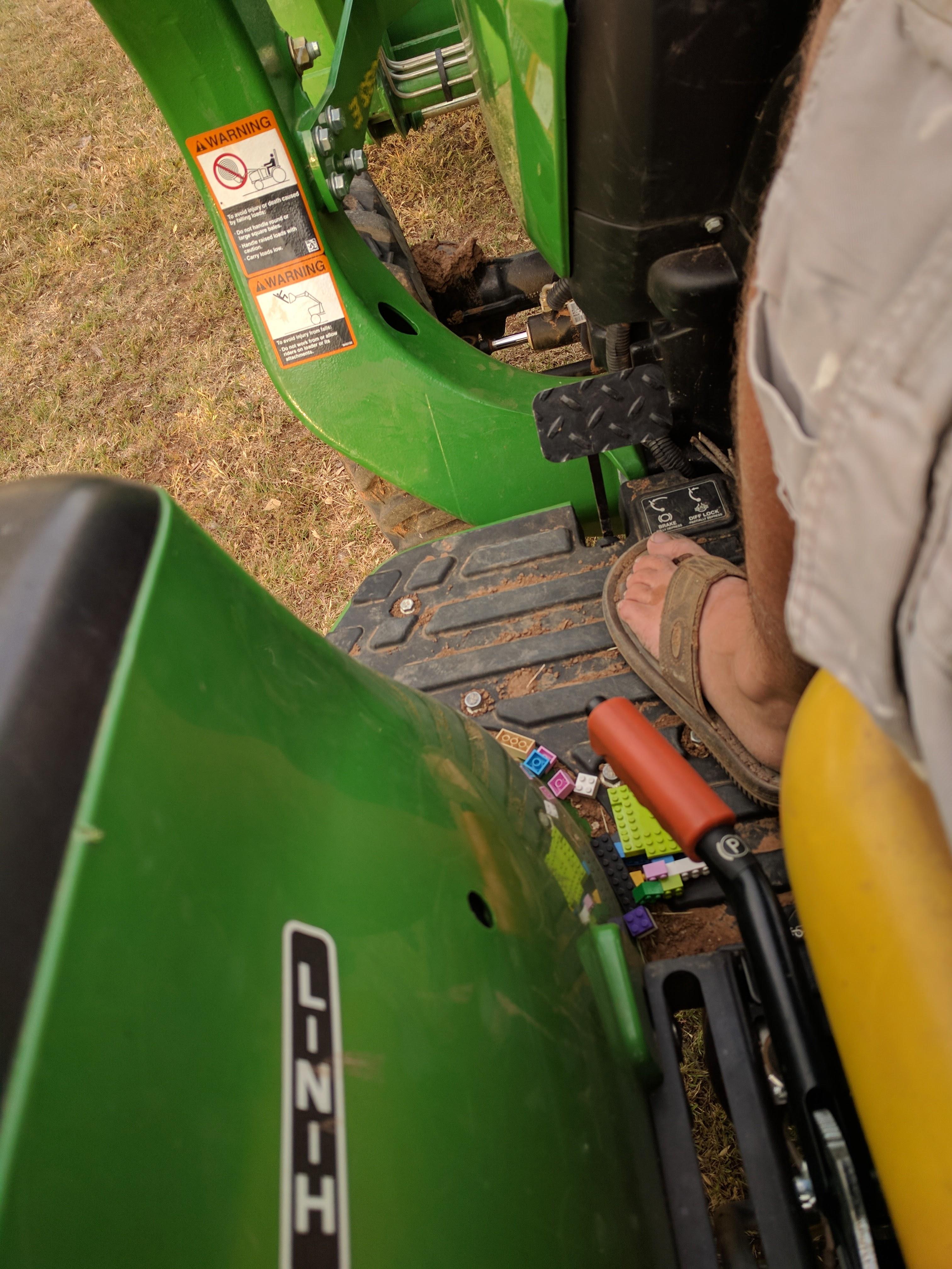 #DadLife on the #Farmlife